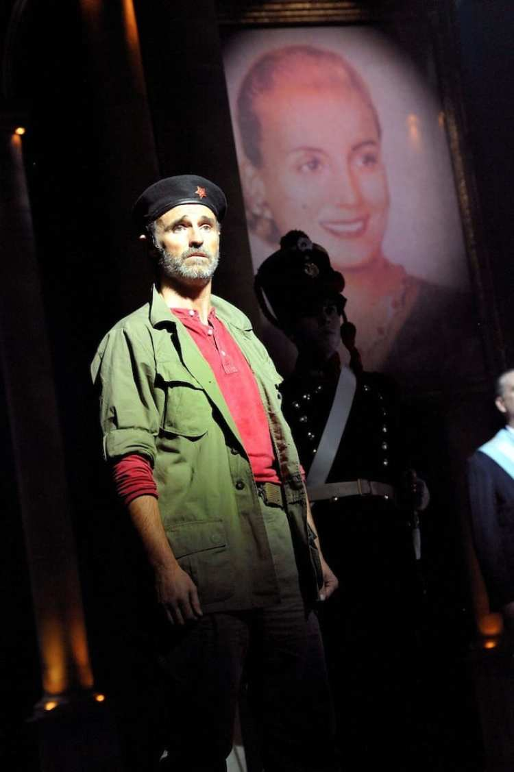 Evita at The Bristol Hippodrome