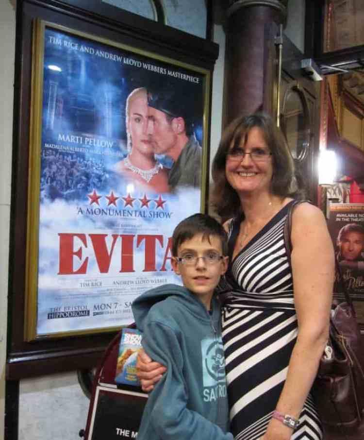 Evita Bristol Hippodrome