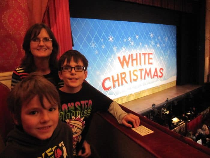 White Christmas at Bristol Hippodrome