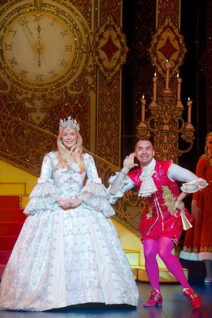 Review Cinderella at Bristol Hippodrome  How Camp