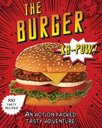 The Burger Cook Book