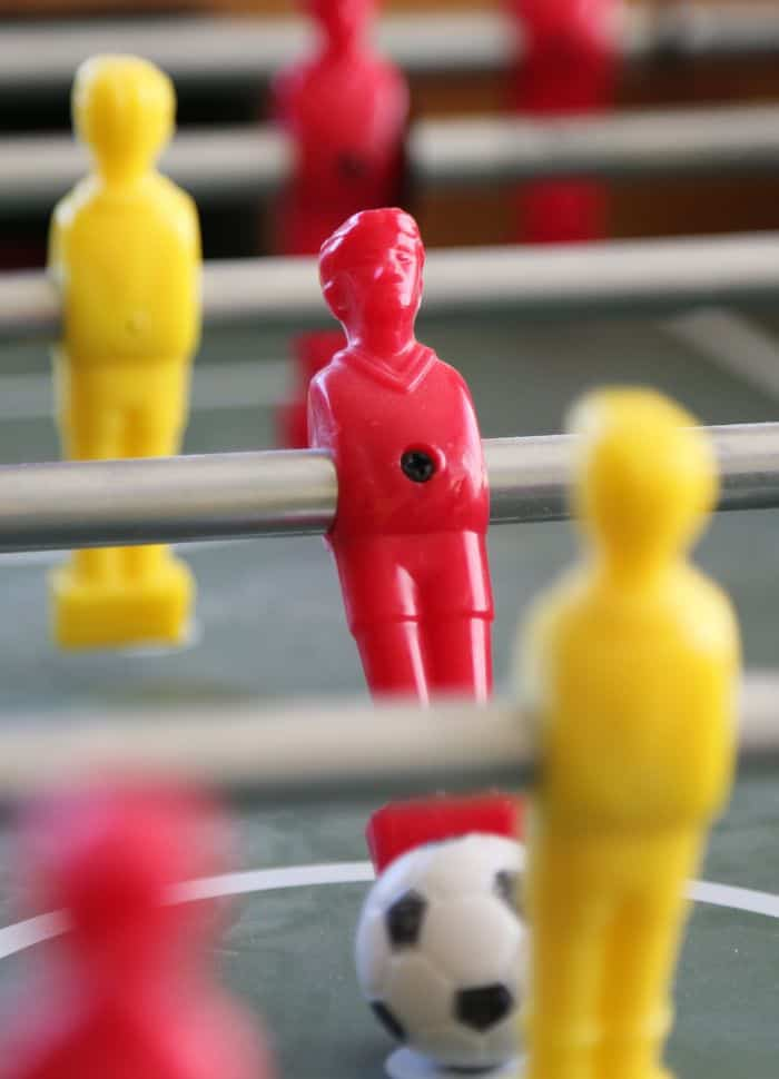 Football Party Games - Table Football