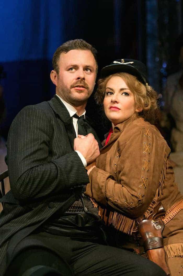 Review: Calamity Jane Musical at Bristol Hippodrome