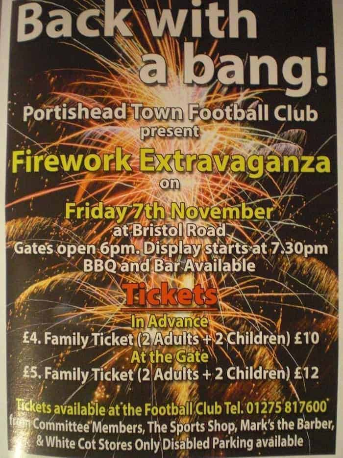 Firework Displays in Portishead #fireworks #portishead #somerset #Bristol