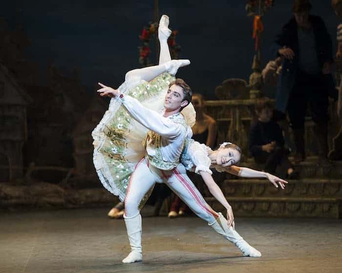 Coppelia - English National Ballet at Bristol Hippodrome #bristolhippodrome #delibes #ballet #Coppelia