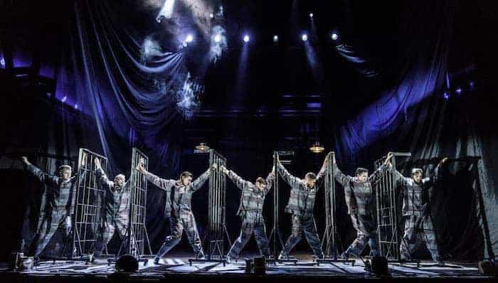 LOVE ME TENDER. Ensemble. Photo by Johan Persson copy