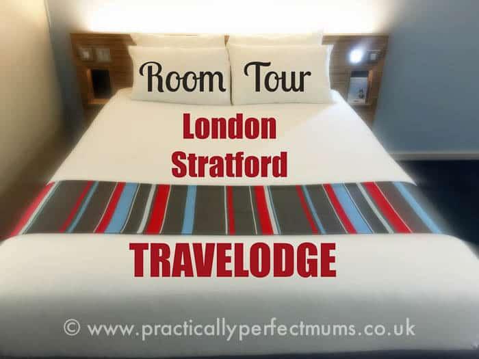 London Stratford Travelodge Video Tour
