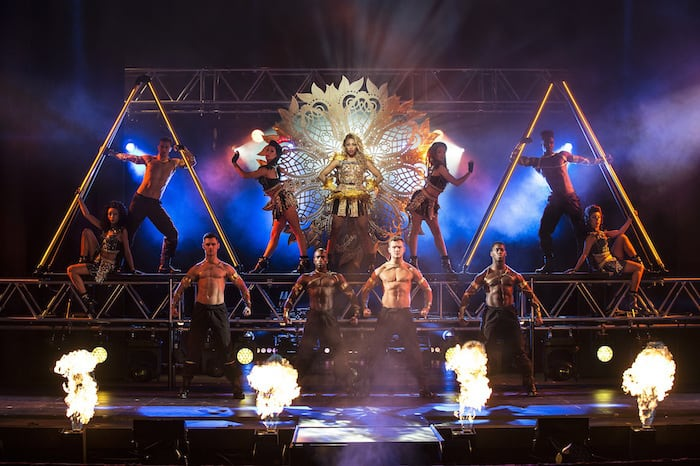 The Bodyguard Review at The Bristol Hippodrome