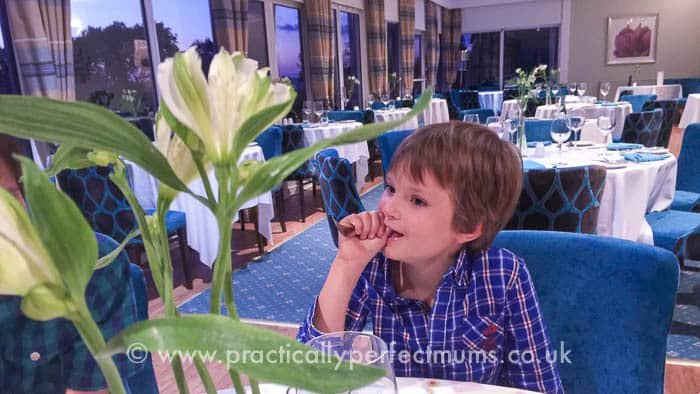 Moorland Garden Hotel video review and tour