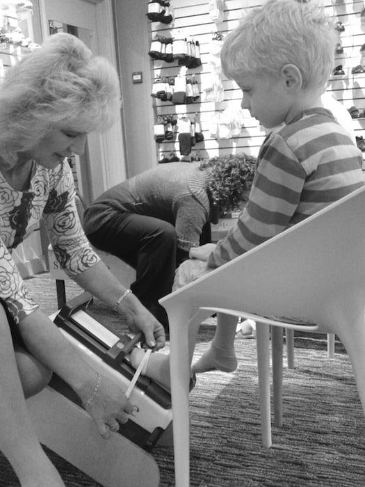Solelution feet fitting Shoe Shop Portishead Keep Feet Fit Week. Easter