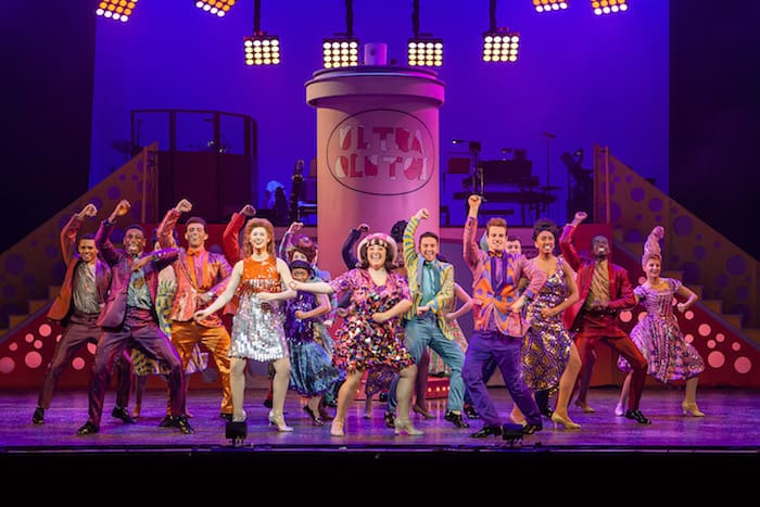 Hairspray Review at Bristol Hippodrome 2016