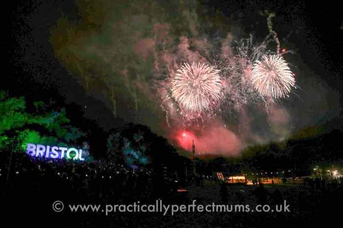Bristol Balloon Fiesta 2016 Members area & fireworks