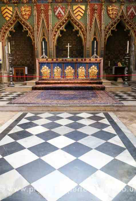 Bristol Cathedral Eastern Lay Chapel