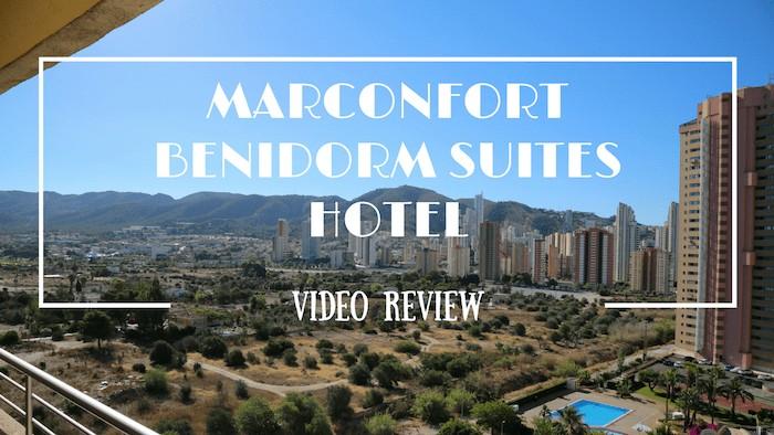 Marconfort Benidorm Suites Hotel Video Review