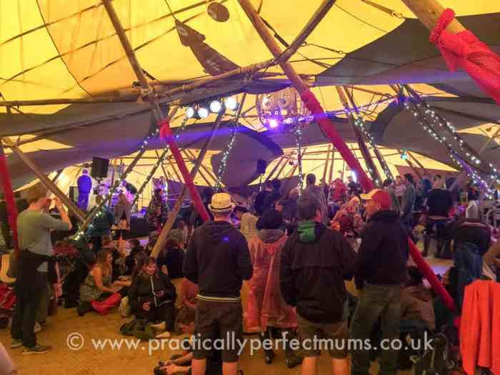 Tipi Valley - Valley Fest Review 2016