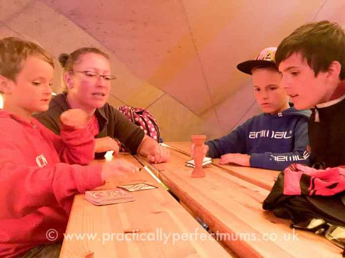 Playing Jungle Speed with New Friends - Valley Fest Review 2016