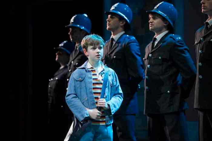 Billy Elliot Review at Bristol Hippodrome