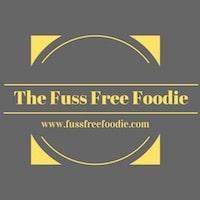 The Fuss Free Foodie Logo