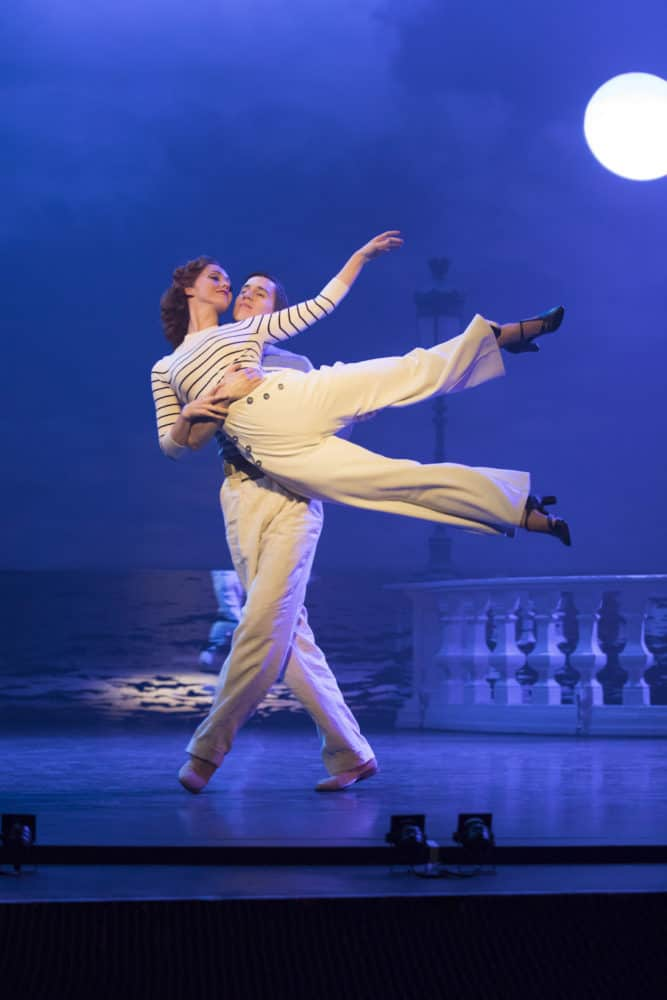 THE RED SHOES by Bourne, , Choreographer and Director - Mathew Bourne, Designer - Lez Brotherstoni, Lighting - Paule Constable, Plymouth, 2016, Credit: Johan Persson/