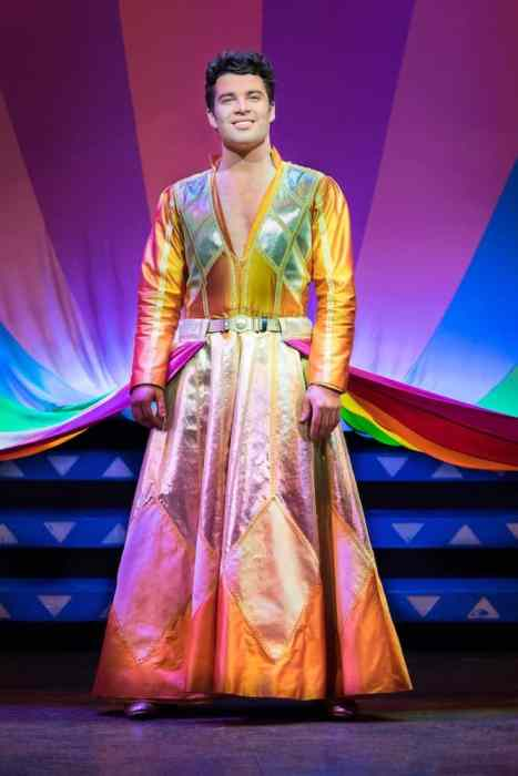 Joseph Review Bristol Hippodrome with Joe McElderry and Lucy Kay