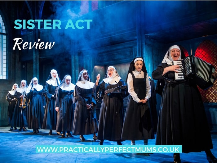 Sister Act Review starring Alexandra Burke at Bristol Hippodrome