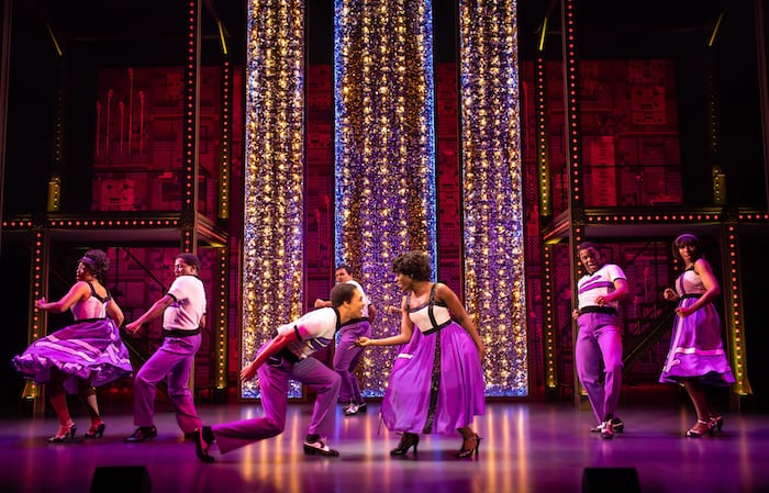 Ensemble in Beautiful The Musical