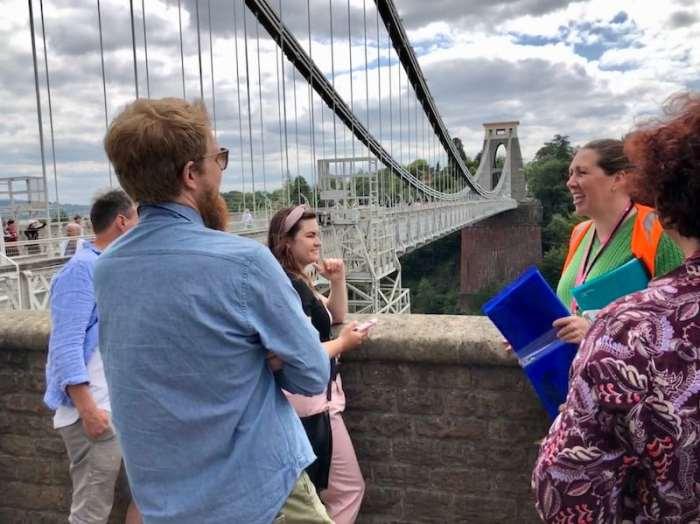 Clifton Suspension Bridge Group Tour
