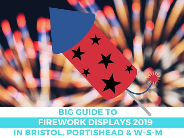 Firework Displays for Bonfire night in Bristol and North Somerset 2019