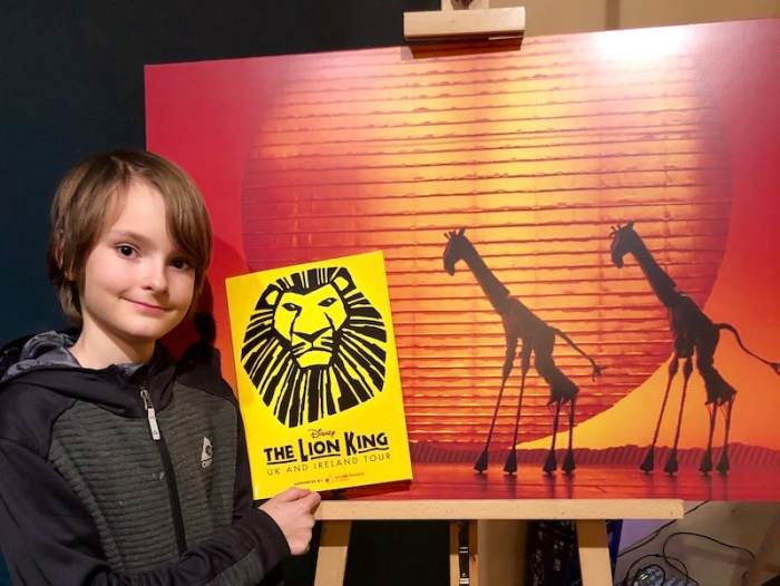 Lion King at Bristol Hippodrome 2019