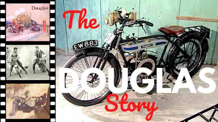 The Douglas Story video from the Spectel Bristol History Series. Links to Practically Perfect Mums YouTube channel.