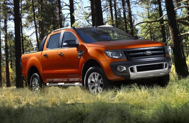 The Ford Ranger Wildtrak takes the fight to Volkswagen's Amarok.