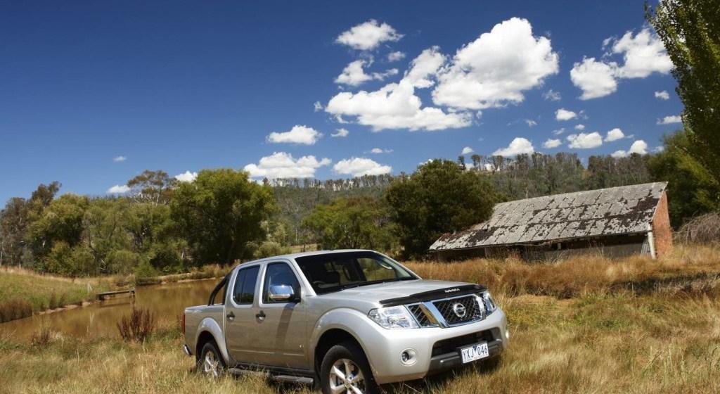 Nissan Navara ST-X 550 First Drive Review | Practical Motoring