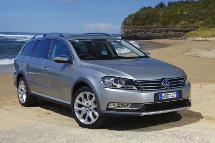 2014 VW Passat Alltrack review