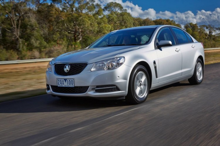 Ride and handling of the VF Commodore has been improved