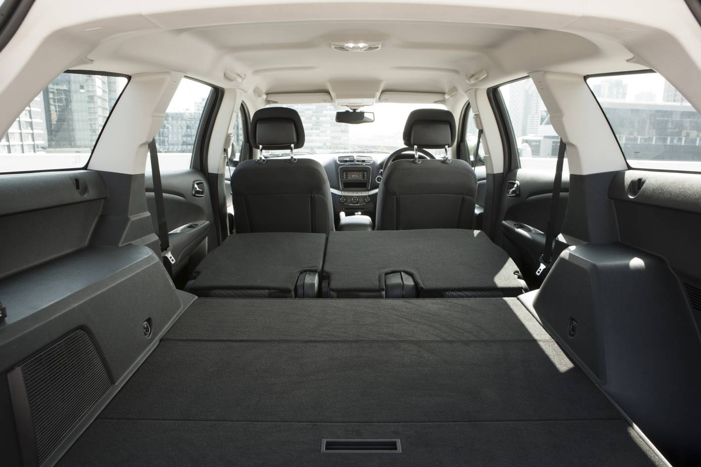 Fiat freemont lounge 7 seater