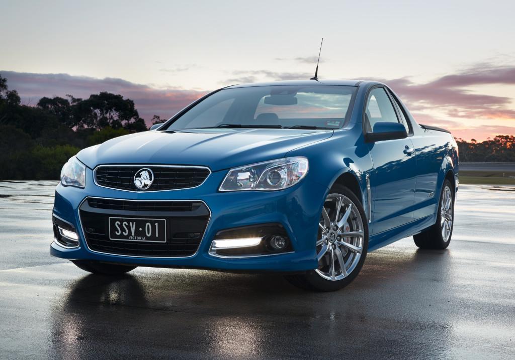 Holden VF SSV Redline Ute Review | Practical Motoring
