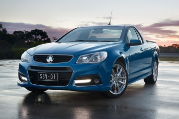 Performance aplenty and a world-record, the VF SSV Redline Ute is the world's fastest ute