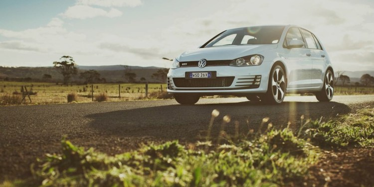 New Volkswagen Golf GTI driven by Practical Motoring