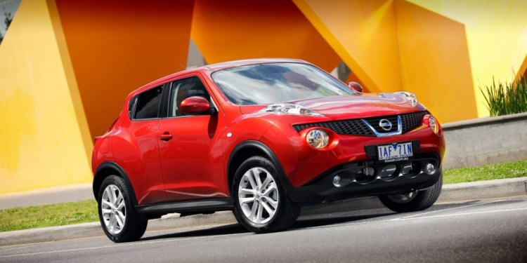 The Nissan Juke is bound to polarise opinion with its quirky looks. Will it age well? Only time will tell.