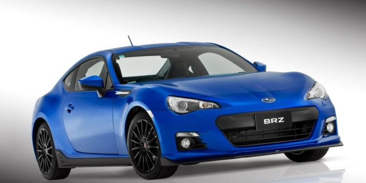 New Subaru BRZ S offers a more aggressive stance and better handling.
