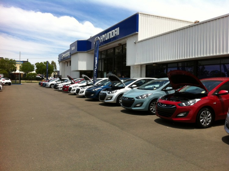 The dealership that we bought our long-termHyundai i30 SR from