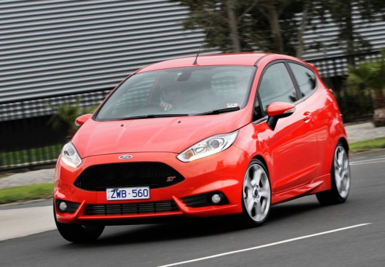 The Ford Fiesta ST is a worth competitor to the Pugeot 208 GTi