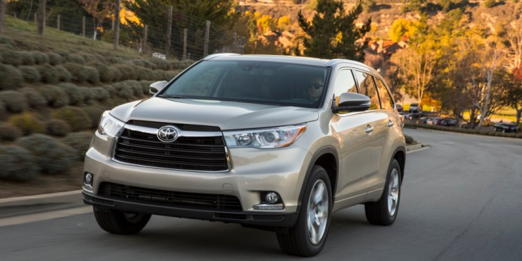 New Toyota Kluger will be here in March