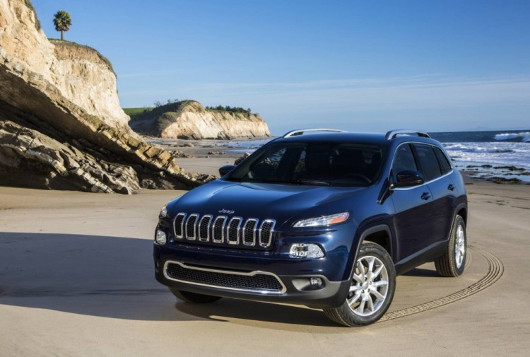 The new Jeep Cherokee is here in June