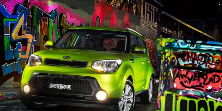 Practical Motoring's first drive car review of the Kia Soul