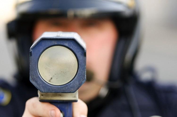 Are speeding fines illegal under the constitution?