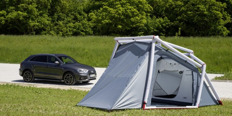 The Q3 camping tent