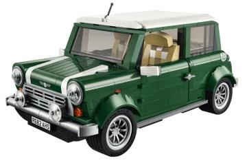 Lego Mini Cooper released in August