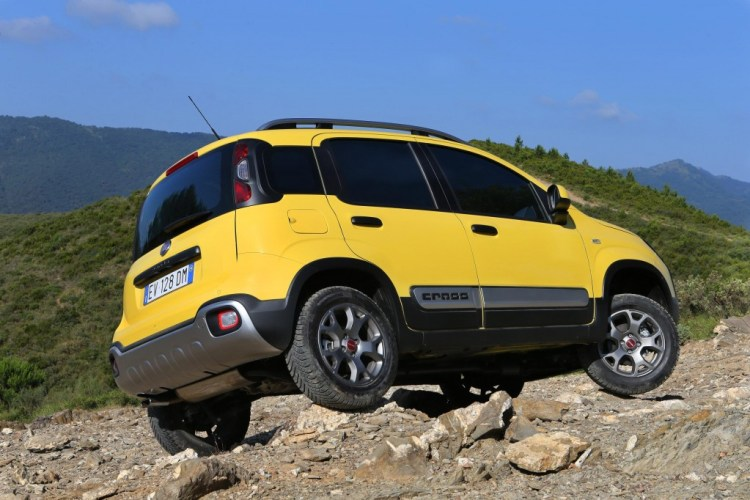 Fiat Panda Cross launched