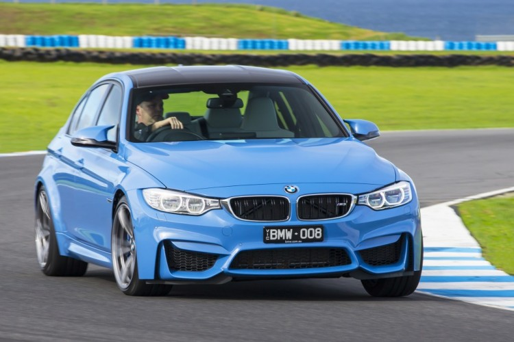 2014 BMW M3 review - driving